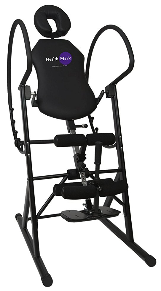 Health Mark Pro Max Inversion Therapy Table Review