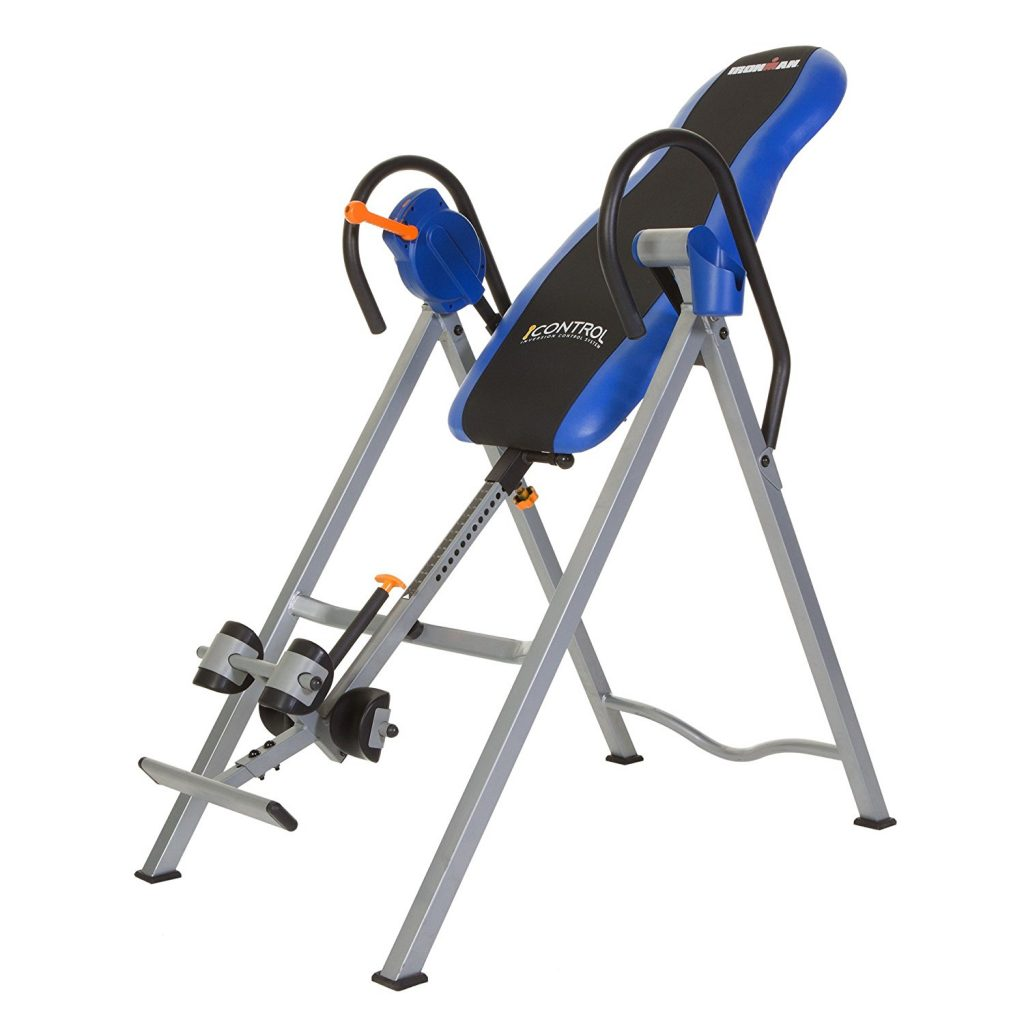 Ironman iControl 400 Disk Brake System Inversion Table Review