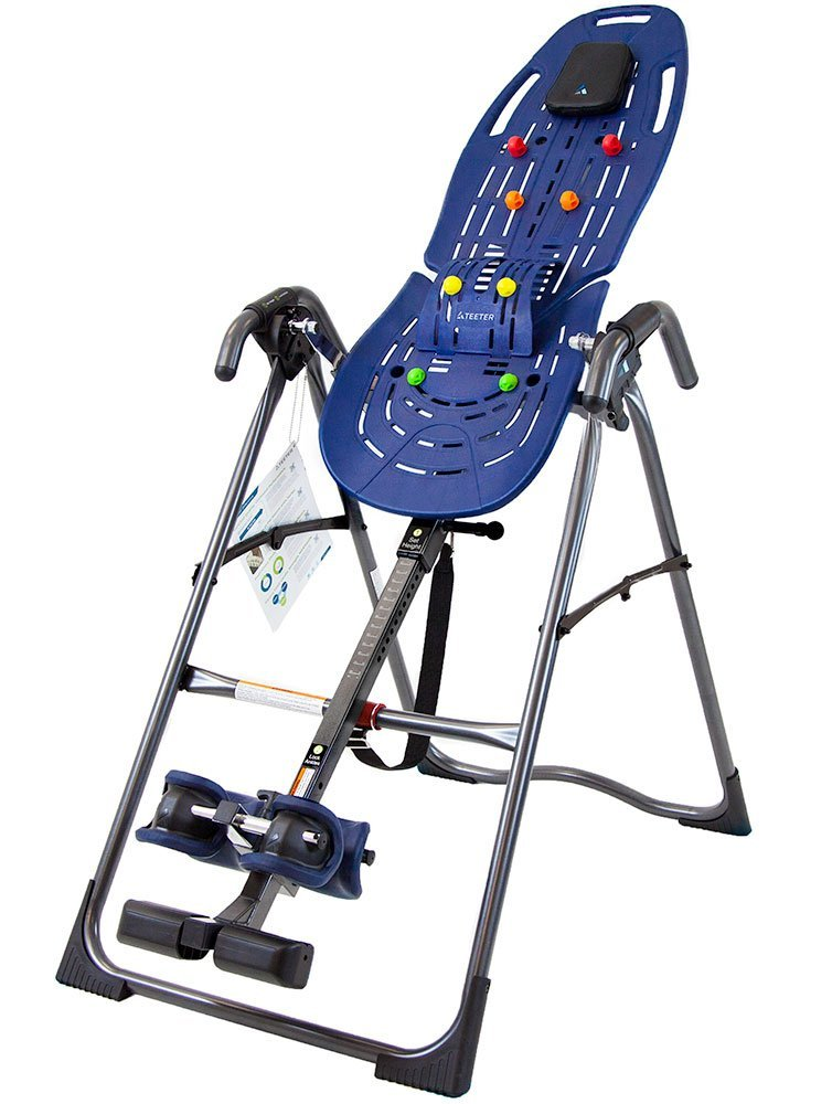 Teeter EP560 Ltd. FDA-Cleared Inversion Table Review